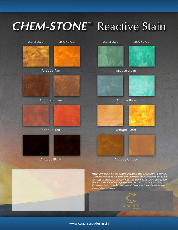 Reactive Stain